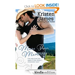 Kindle Free Book Alert for February 22: Hundreds of brand new Freebies added to Our Free Titles Listing plus … Kristen James' More Than Memories (Today's Sponsor – 99 Cents)