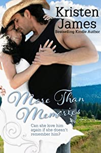 More Than Memories by Kristen James ebook deal