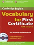 Cambridge Vocabulary for First Certif...