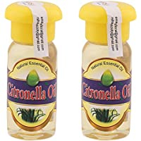 RS Fragrances Citronella Essential Oil, 30 Ml, Pack Of 2