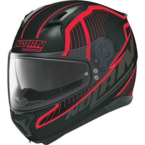 nolan-n87-harp-n-com-casco-integrale-da-moto-colore-nero-opaco-rosso