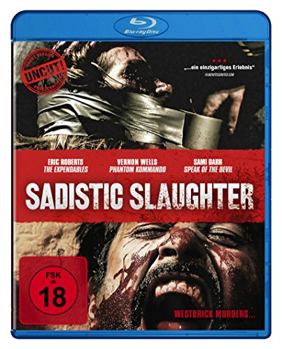 Sadistic Slaughter [Blu-ray]