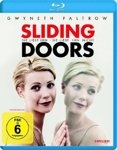 Sliding Doors - Sie liebt ihn - sie liebt ihn nicht [Blu-ray]