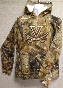 NCAA - Virginia Cavaliers Realtree Camo Hoodie Sweatshirt by The Game