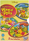 The Magical World of Winnie the Pooh: Volumes 1-3 [DVD]