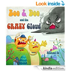 Boo & Doo And The Crazy Cloud (A Funny Rhyming Children's Picture Book)