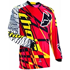 2013 Thor Phase Jersey - Coil (LARGE) (RED)