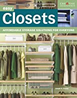 Easy Closets: Affordable Storage Solutions for Everyone (English and English Edition)
