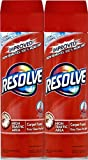 Resolve Carpet High Traffic Foam, 22 Ounce, 2 Pack