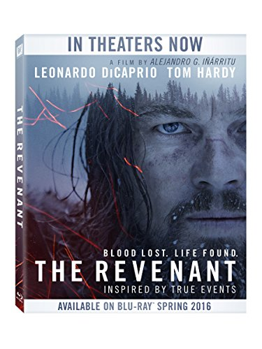 The revenant blu ray by 20th century fox buy new 22 99 the revenant