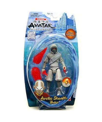 Real Movie Trailer Avatar 2: Avatar The Last Airbender Basic Water Series Action Figure