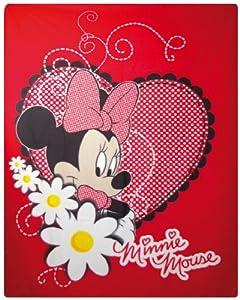 Disney Minnie Mouse MI-KFZ-540 Cuddle Blanket