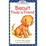 Biscuit Finds a Friend (My First I Can Read Books)by Alyssa Satin Capucilli