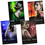 Jennifer Armintrout Jennifer Armintrout Blood Ties 4 Books Collection Pack Set (The Turning (Blood Ties Trilogy: Book One), Blood Ties Book Two: Possession ,Blood Ties Book Three: Ashes to Ashes , All Souls'' Night (Blood Ties - Book Four))