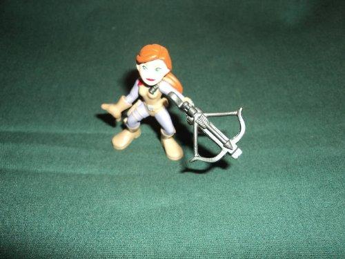 GI Joe Combat Heroes SCARLETT action figure - 1