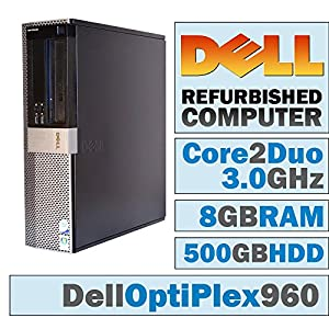 Amazon.com : Lot of 15 Dell OptiPlex 960 DT/Core 2 Duo E8400 @ 3.00