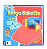Halsall Traditional Games Bingo And Lotto (336167)
