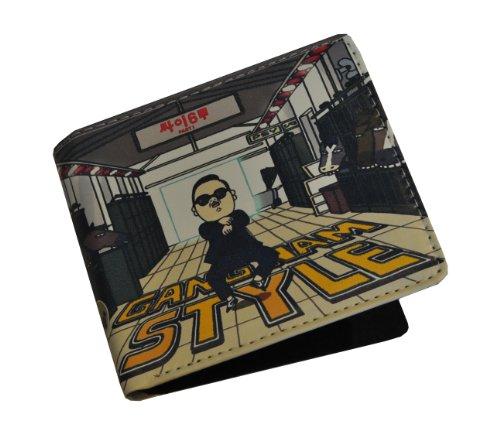 Gangnam Style Psy Music Dance Mens / Womens Hip Hop Wallet