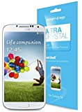 Galaxy S4 Screen Protector, Spigen Steinheil Screen Protector for Galaxy S4 - Ultra Crystal (SGP10174)