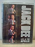 Jack Dee Live at the Apollo [CASSETTE]