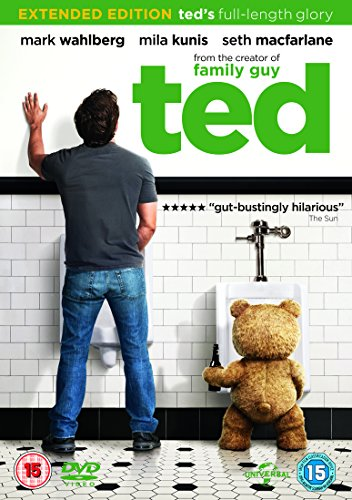 Ted (Extended Edition) [DVD]
