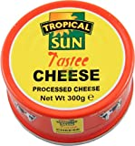 Tropical Sun Tastee Cheese 12X300G (Pack of 12)