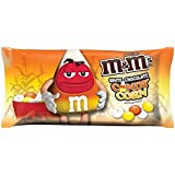 M&Ms Candy Corn White Chocolate Candies, 2 - 8.0oz bags