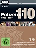 Polizeiruf 110 Box 14: 1986-1987 (DDR TV-Archiv) [4 DVDs]