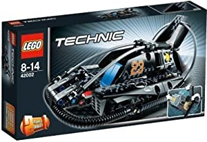 Special LEGO Technic Hovercraft - 42002 - Lego® Gift Wrapped Edition