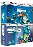Finding Nemo/Monsters, Inc. [DVD]
