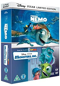 Finding Nemo/Monsters, Inc. [DVD]: Amazon.co.uk: Lee ...