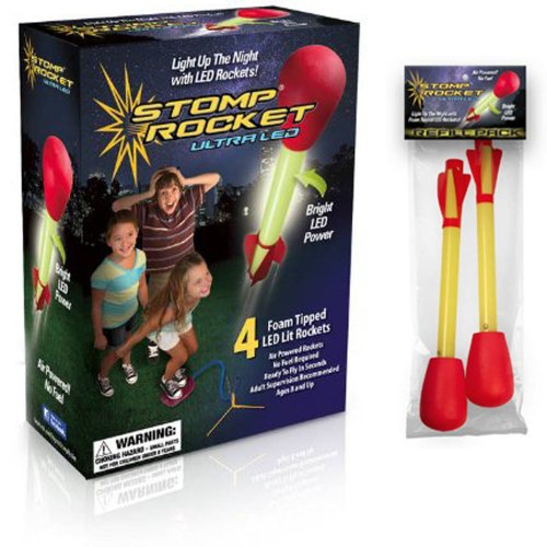 The Original Stomp Rocket: Ultra LED Stomp Rocket Kit
