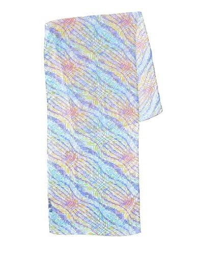 Piunobile Sciarpa Cotton Voile 50X180 Parvat Multicolore