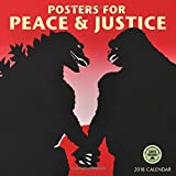 Posters for Peace & Justice 2018 Wall Calendar: A History of Modern Political Action Posters