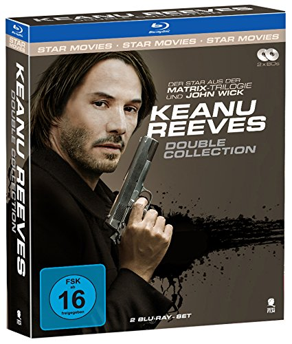 Keanu Reeves Double Collection [Blu-ray] (2 Blu-rays)