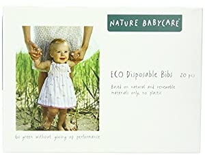 Nature Babycare Disposable Bibs