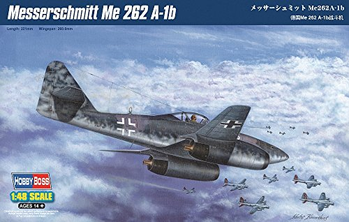 Hobby-Boss-80375-Modellbausatz-Me-262-A-1b