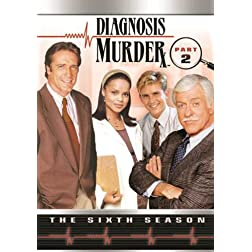 Diagnosis Murder Season Six Part Two