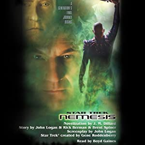 Star Trek: Nemesis (Adapted) Hörbuch