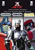 Transformers/MASK/Robocop [DVD]