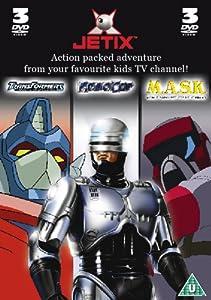 Transformers/MASK/Robocop [DVD]: Amazon.co.uk: DVD & Blu-ray