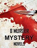 8 Murder Mystery Novels: Boxed Set (English Edition)