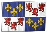 Digni® drapeau France Picardie 30 x 45 cm...