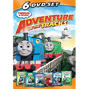 Adventure on the Tracks movie