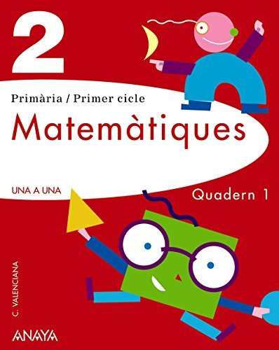 Matemàtiques 2. Quadern 1. (UNA A UNA), Buch