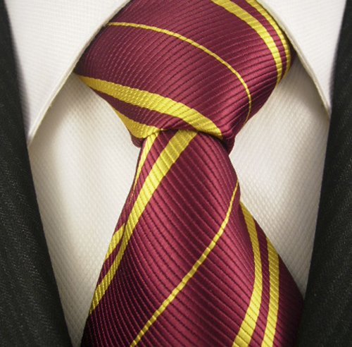 Maroon Neckties for Men, Mens Discount Silk Ties, Formal Neckties, Wedding Ties,