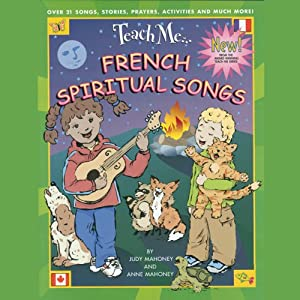 Teach Me French Spiritual Songs Audiobook