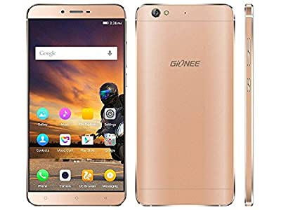 Gionee S6 Rose Gold
