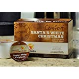 Barnie's CoffeeKitchen Santa's White Christmas® Single Serve Coffee Cups (12ct)