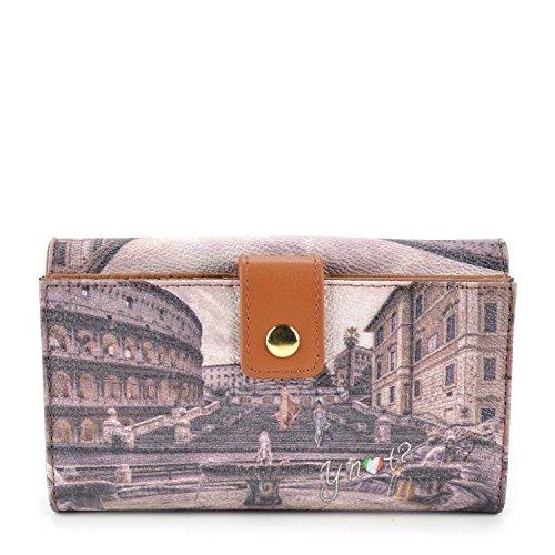 Portafoglio donna Y Not - G347 Piazza di Spagna